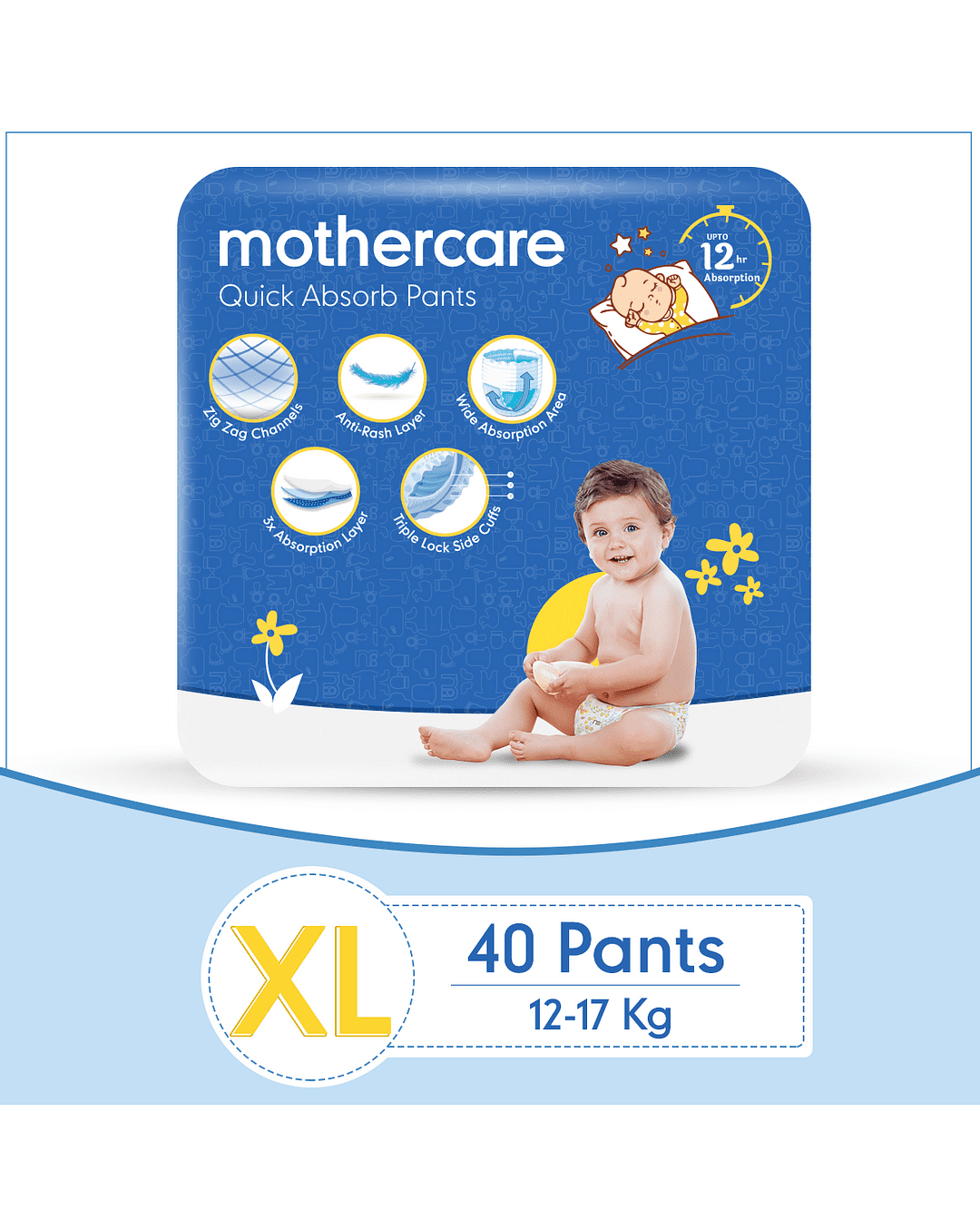 Mothercare Baby Diaper